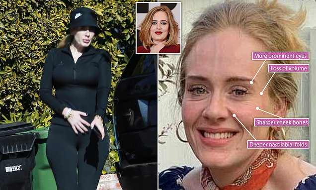 Adele weight loss: Why shedding the pounds made her look so different