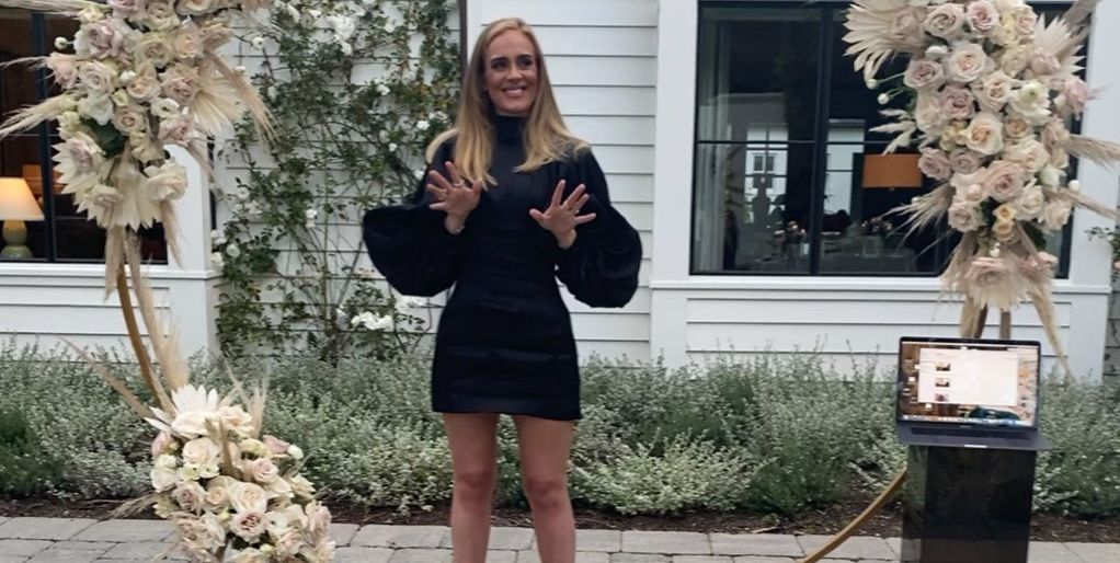 Fans Are Curious About Adele's Weight Loss Program After Singer Posts Rare Instagram Photo