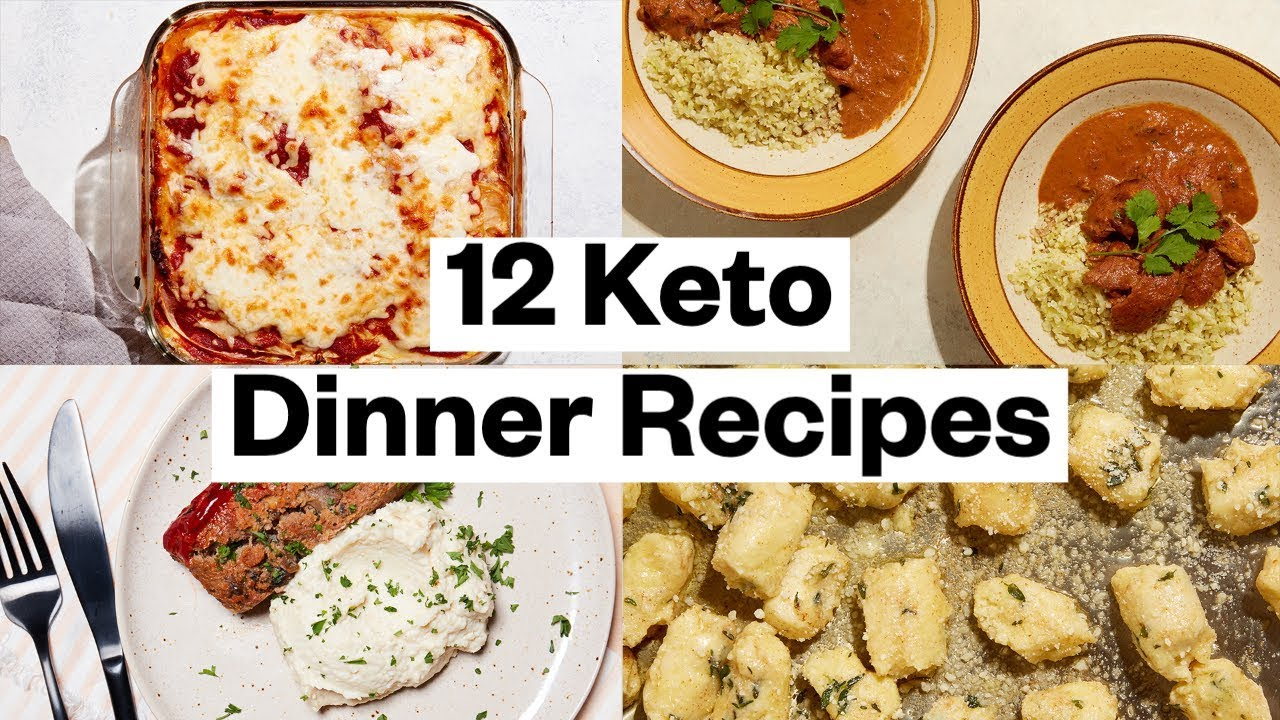 12 Keto Dinner Recipes | Thrive Market