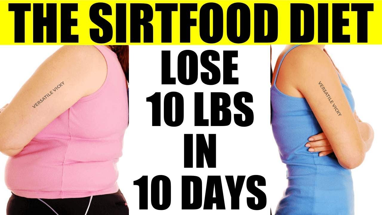 Sirtfood Diet Meal Plan | Lose 5 Kgs In 10 Days | Lose 10 Lbs In 10 Days