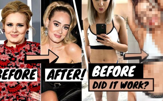 I FOLLOWED ADELE'S WEIGHT LOSS DIET FOR 1 WEEK… and this is what happened! *SIRTFOOD DIET*