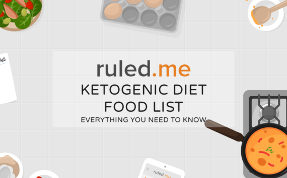 Ketogenic Diet Food List [What To Eat & Buy At The Grocery Store]