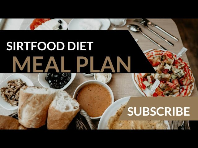 Sirtfood diet meal plan | the sirtfood diet | adele weight loss