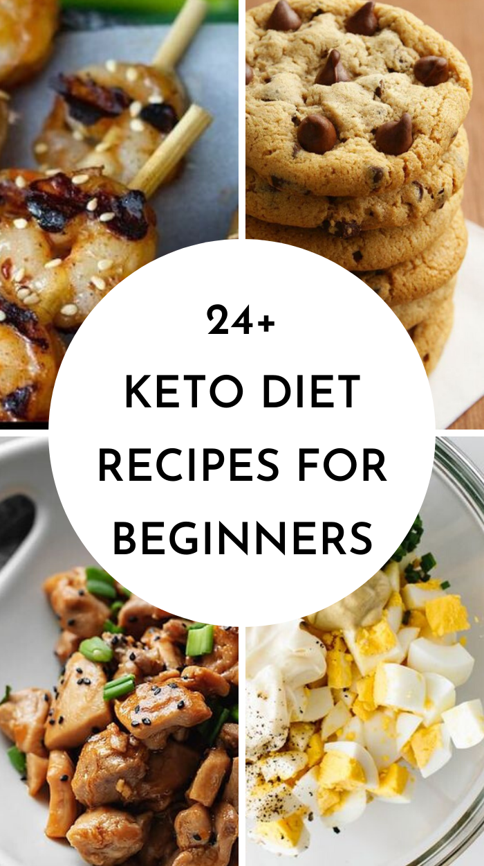 25+ Keto Diet Recipes For Beginners
