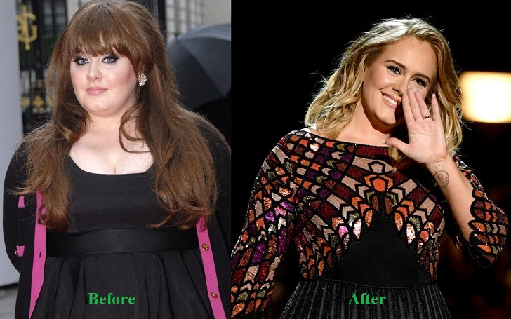 Adele Weight Loss – The Full Unabridged Story