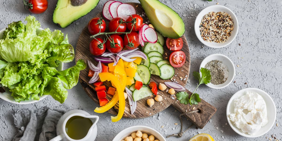 The Real Reason Why Everyone Raves About The Mediterranean Diet