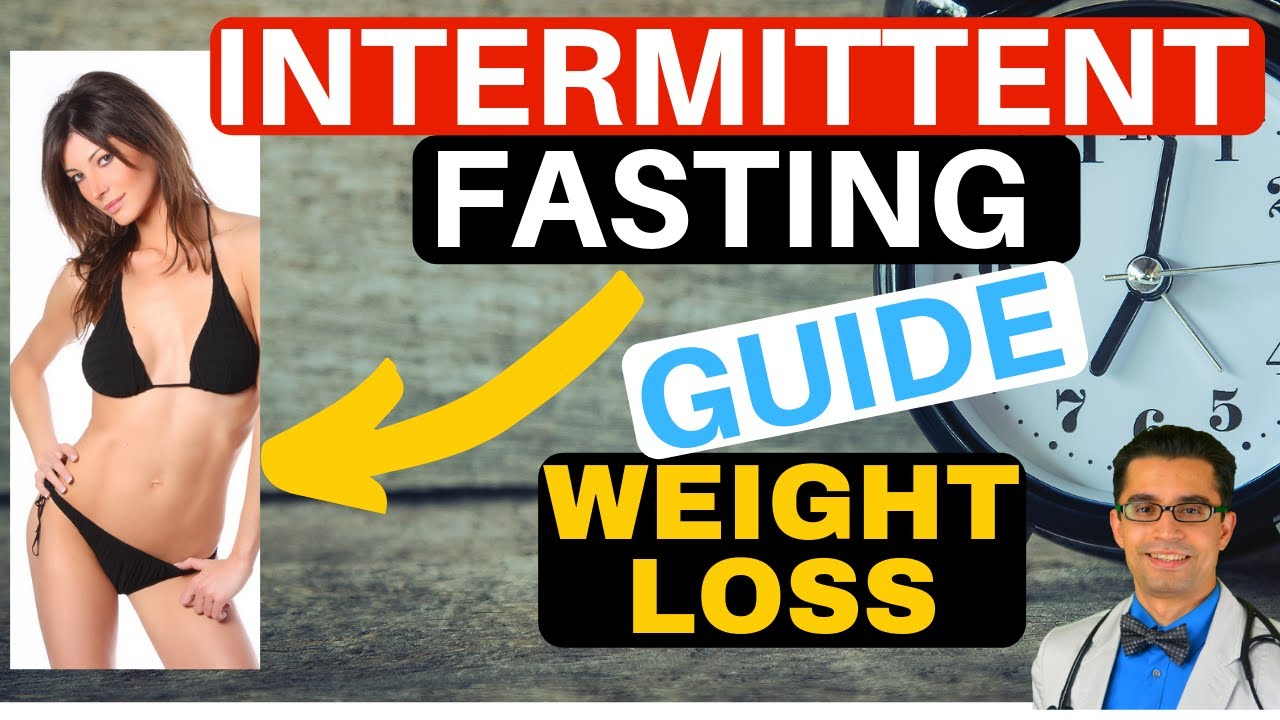 Intermittent Fasting Plan!! Guide to Intermittent FastingFast Fat LossWeight loss tips