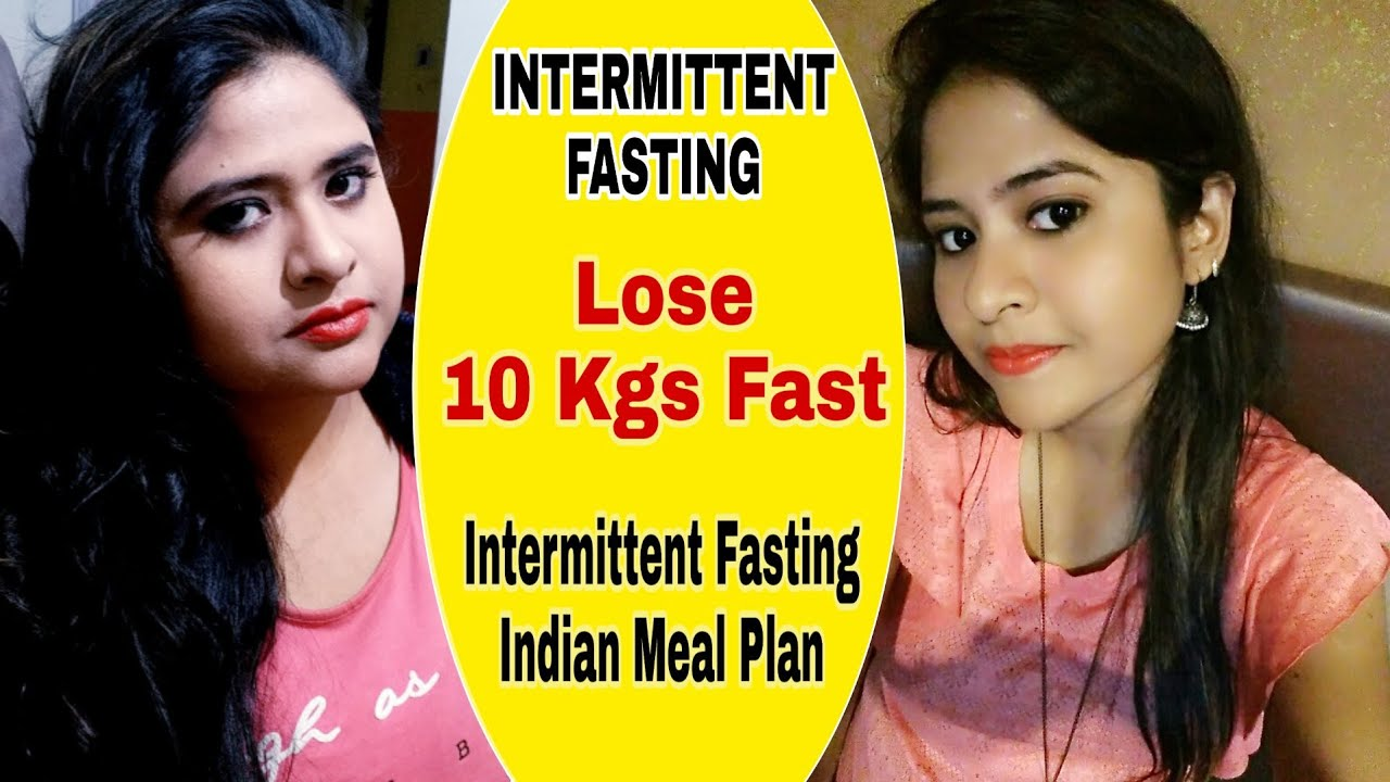 Intermittent Fasting  Diet Plan For Weight Loss | How To Lose 10 Kgs Fast | Rimi's Lunch Box