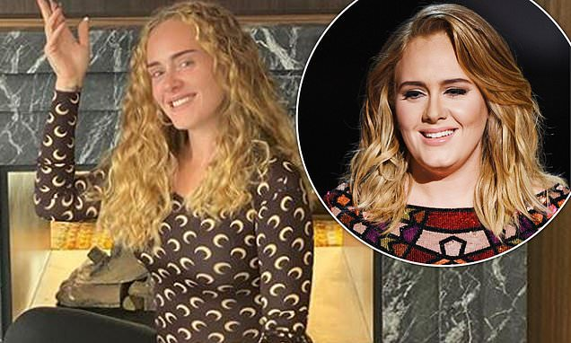 Adele credits a life-changing self-help book for her transformation