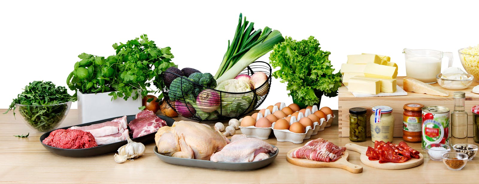 What to Eat and Avoid on a Ketogenic Diet – Diet Doctor