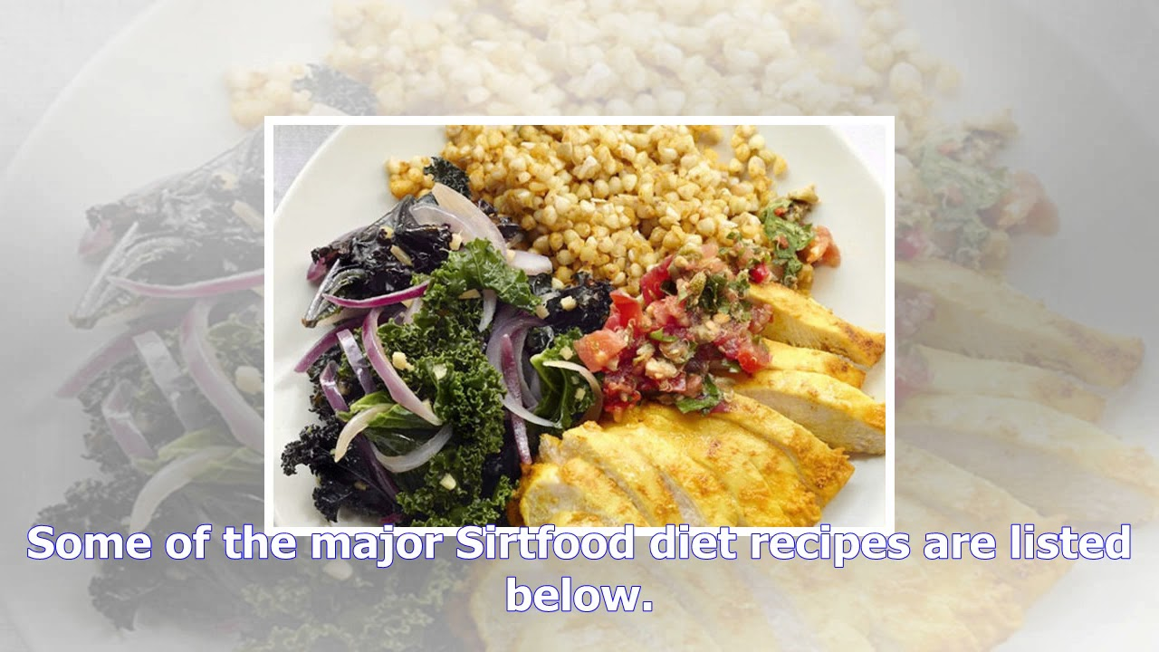 The importance of sirt food diet   what health tips