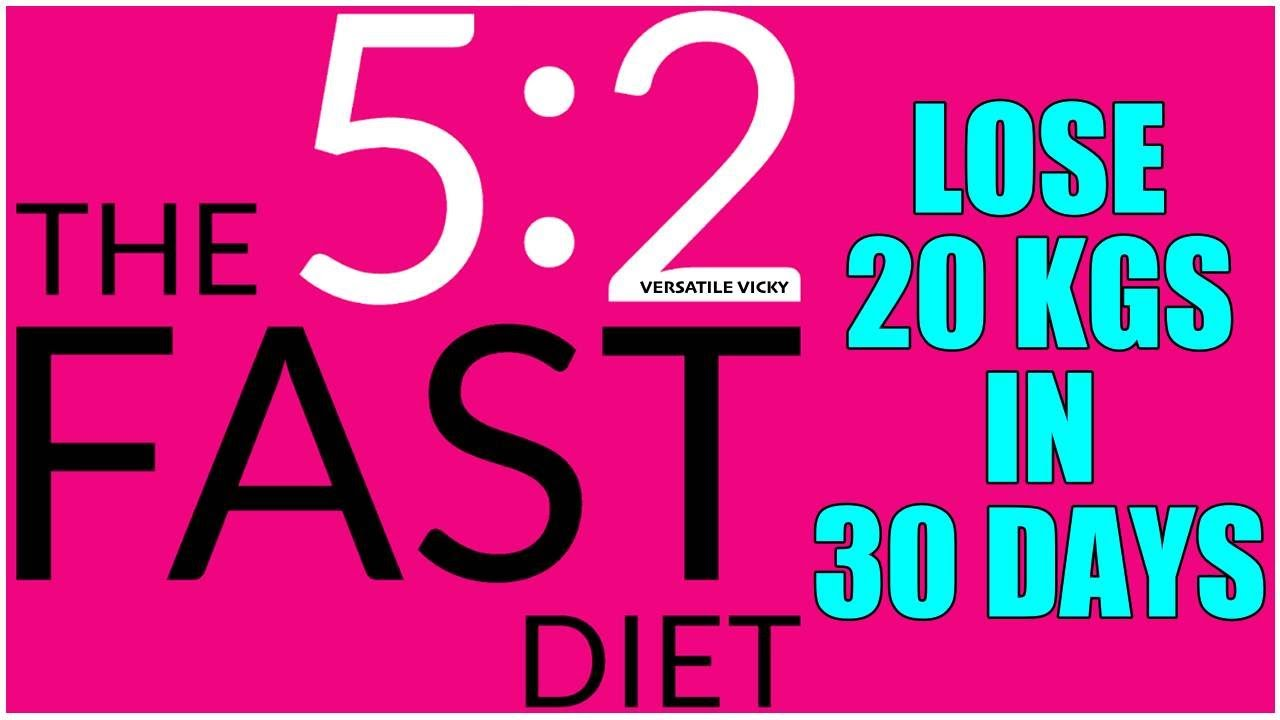 Intermittent Fasting Meal Plan 5 2 Diet| Lose 20Kg in 1 Month | Intermittent Fasting For Weight Loss