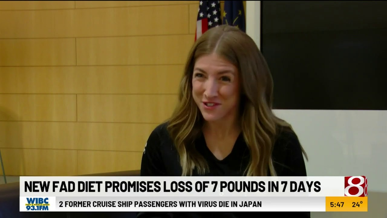 IU Health nutritionist discusses dangers of Sirtfood Diet