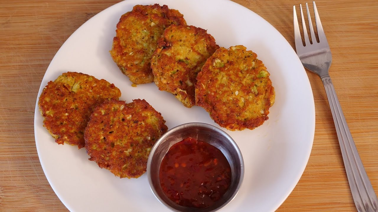 Keto Cabbage Cutlet Recipe | LCHF Indian Recipes