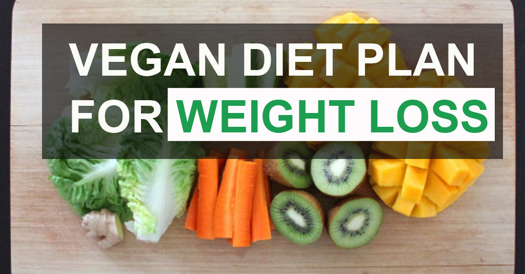 Vegan Diet Plan For Weight Loss<br> What to Eat & What to Avoid