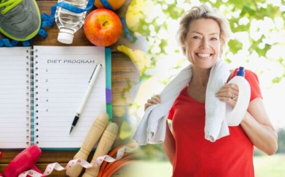 Best diet plan for women over 40 detailed