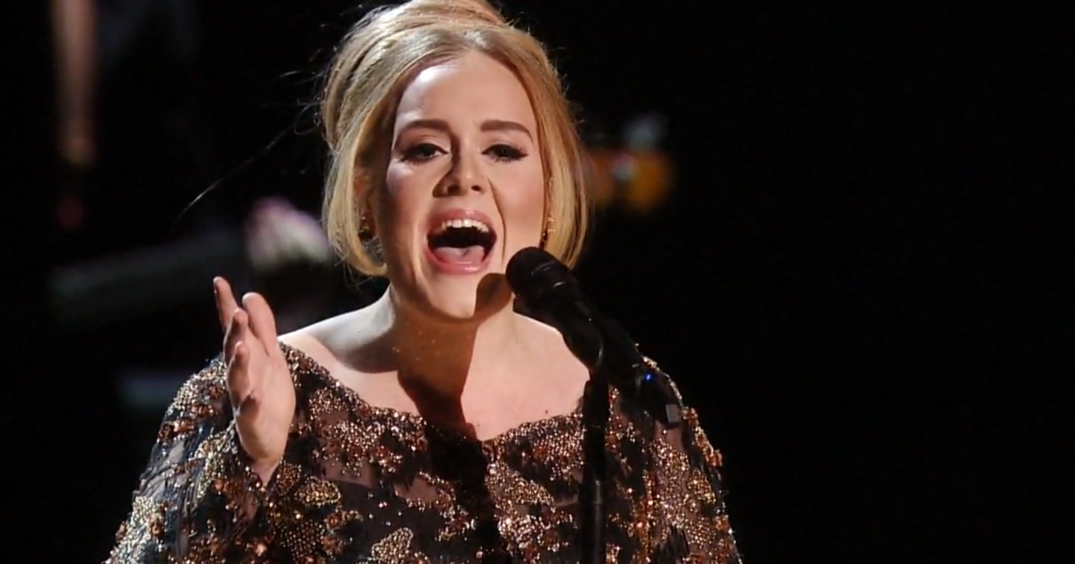 Column: Surprise! The Internet has thoughts about Adele's new body