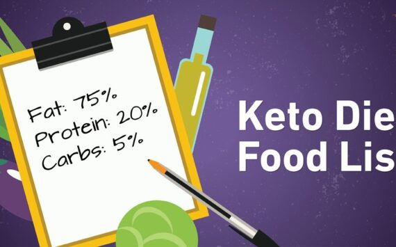 81 Keto Food List for Ultimate Fat Burning (Printable Cheat Sheet)