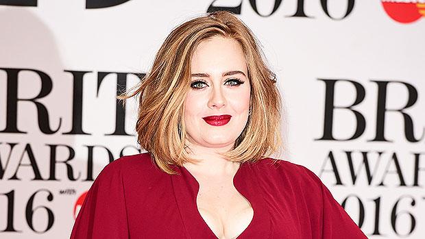 Adele Slays In Jamaican Flag Bikini & $15K In Jewelry After 100 Lb. Weight Loss — See Pic