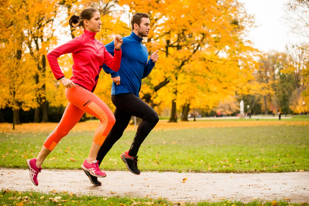 50 Genius Weight-Loss Tricks for Fall