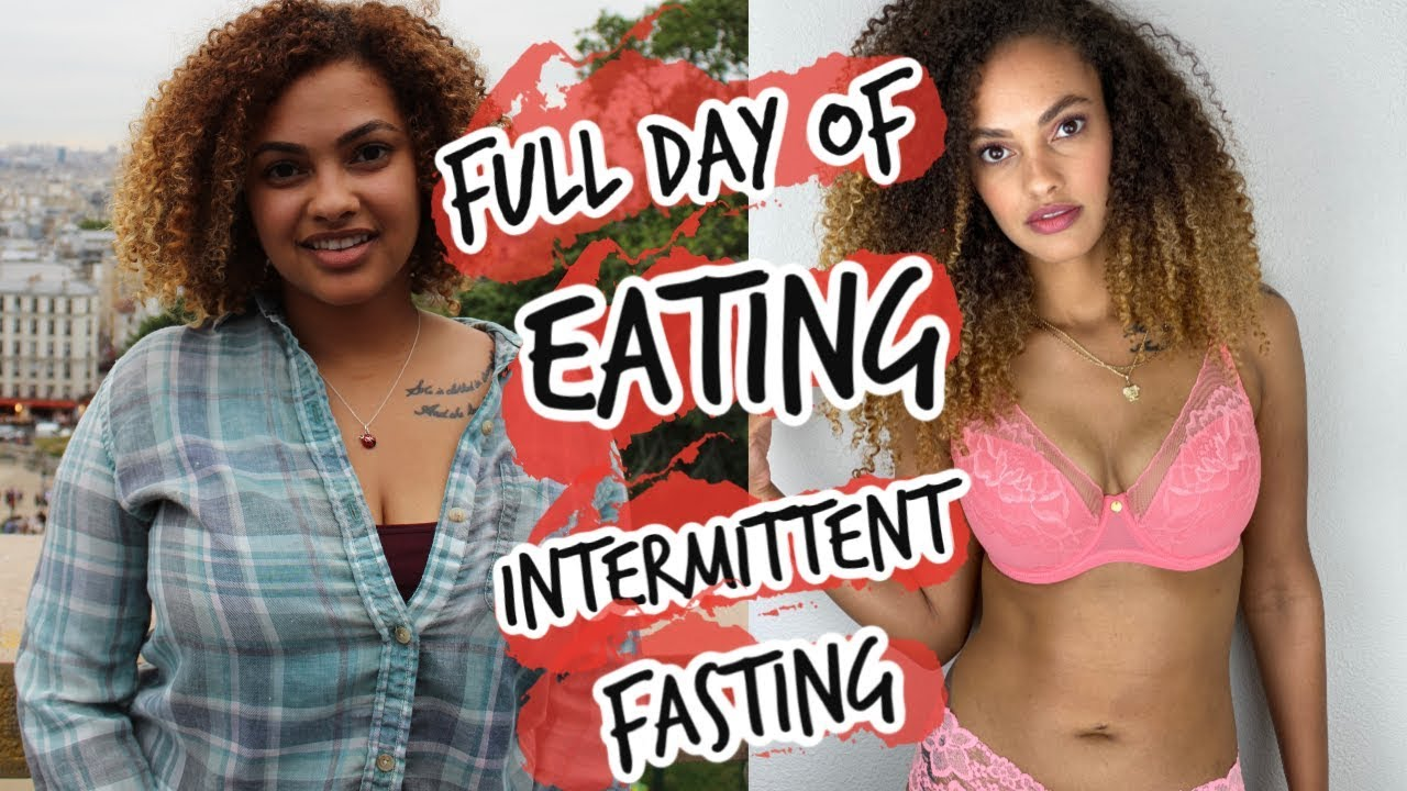 What I Eat In A Day Intermittent Fasting 16/8 | Healthy Weight Loss Meals