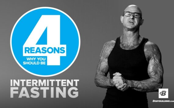 4 Reasons Why You Should Be Intermittent Fasting | Jim Stoppani