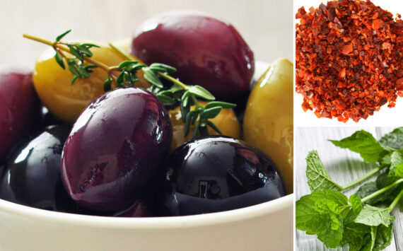 Your essential Mediterranean diet grocery list