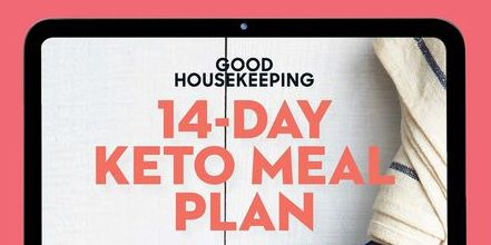 This 14-Day Keto Meal Plan Includes Cheesecake Bombs and Pan-Fried Chicken