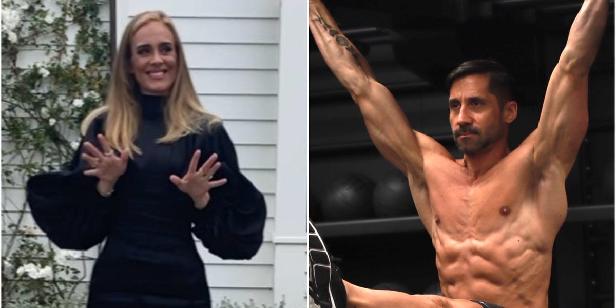 Adele's former personal trainer shared 3 simple steps to transforming your body