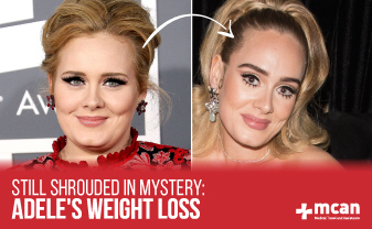 Still Shrouded In Mystery: Adele's Weight Loss