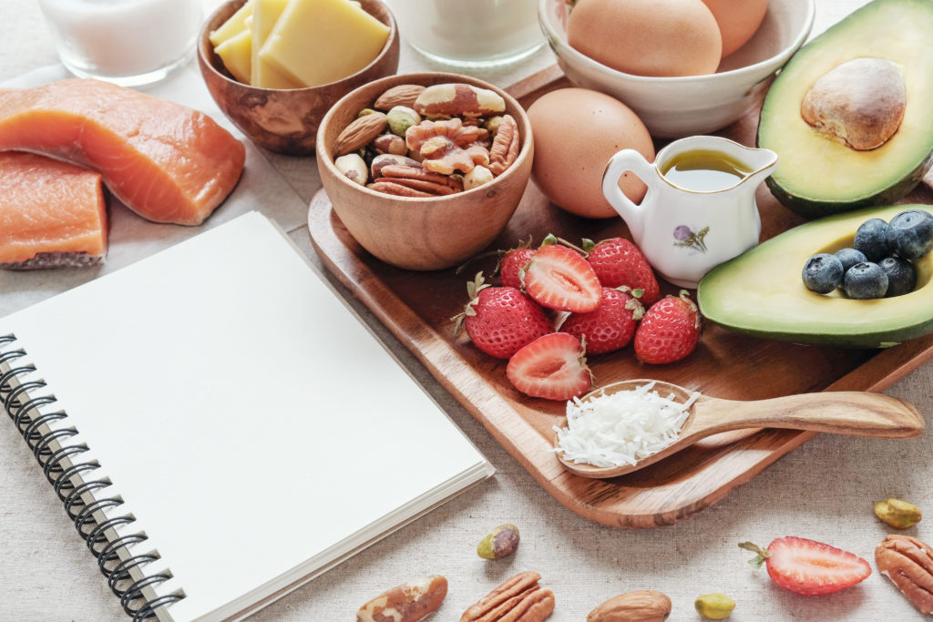 Keto Diet Plan and Grocery List for Beginners
