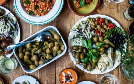 7-day Mediterranean diet plan to help boost your metabolism and energy