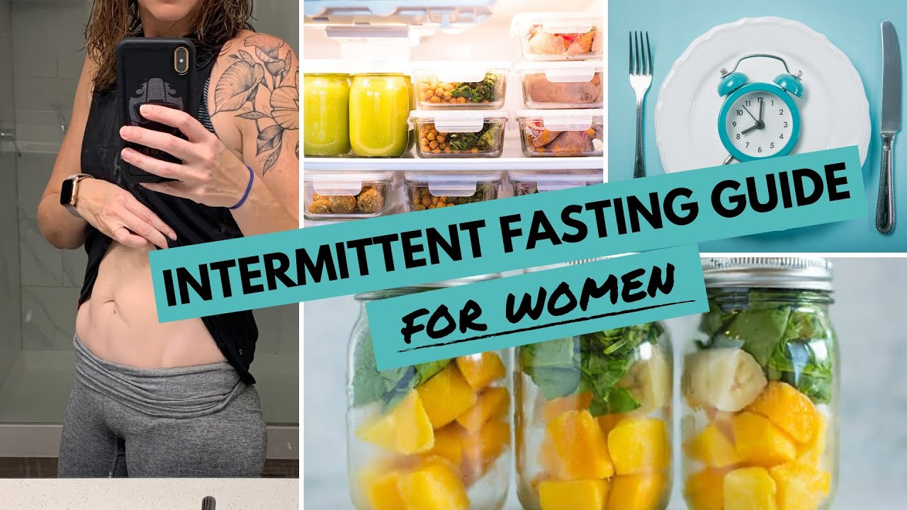 Intermittent Fasting Guide For Women