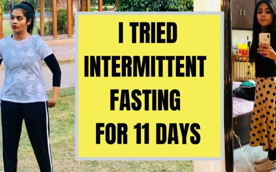 I tried Intermittent fasting for 11 days |Good Or Bad |What i Eat in A day | Somya Luhadia