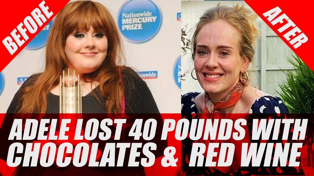 What Is Sirtfood Diet That Helped Adele Lose 40lbs – This Diet Allows Red Wine And Chocolate!