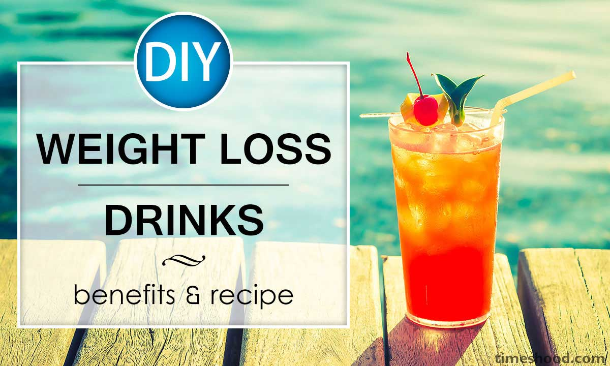 15 Effective DIY Detox Drinks to Lose Weight [with Benefits & Recipes]