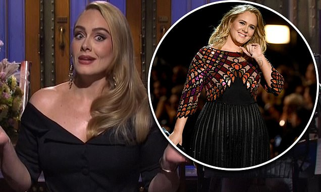 Adele 'REJECTS £40 million diet deals amid seven stone weight loss'
