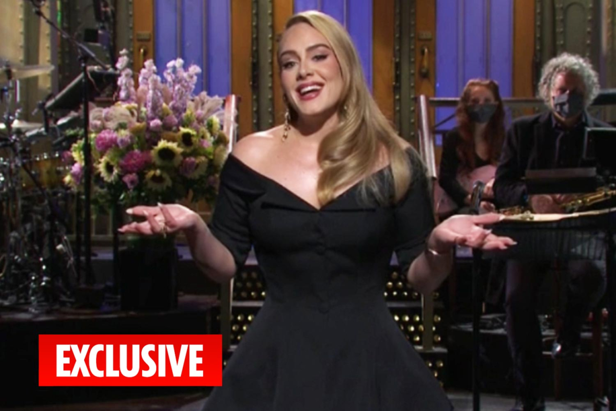 Adele turns down £40million diet ad deals after incredible 7st weight loss