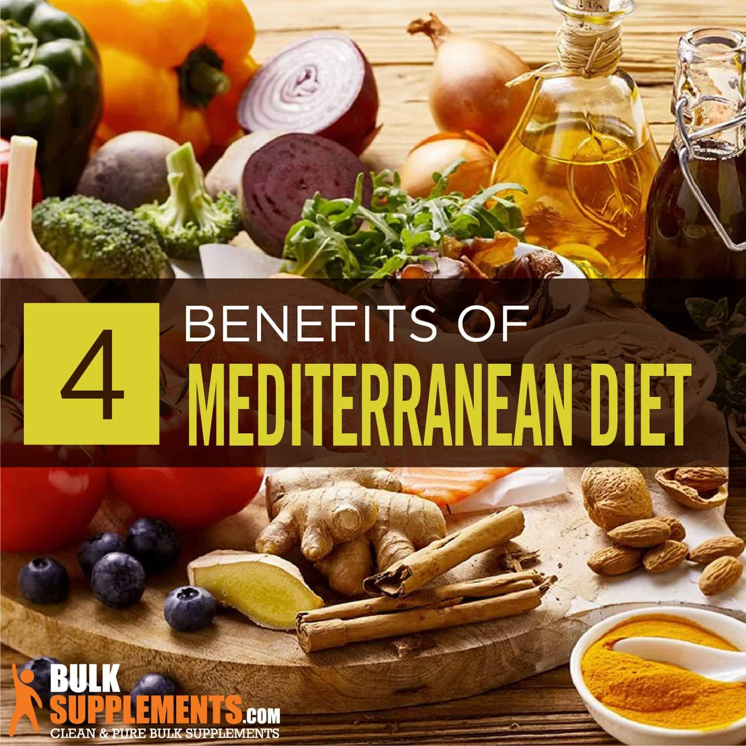 Mediterranean Diet: Benefits, What to Eat & What to Avoid