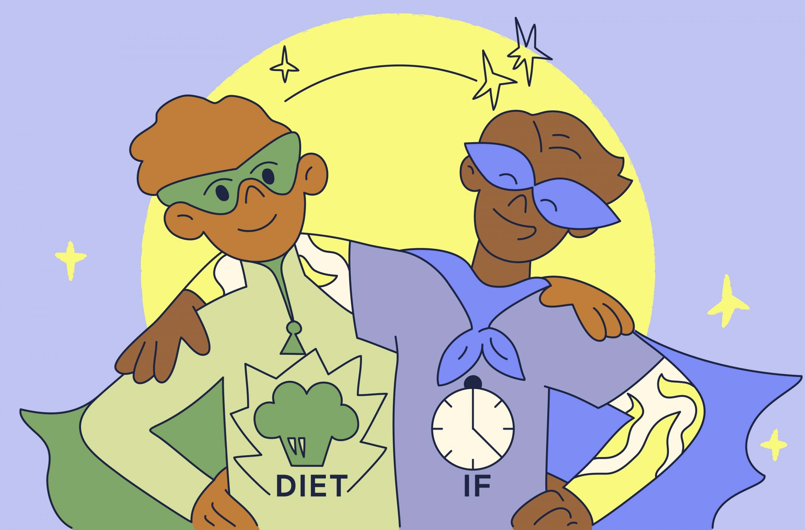 Healthy Diet Plans That Work Best for Intermittent Fasting