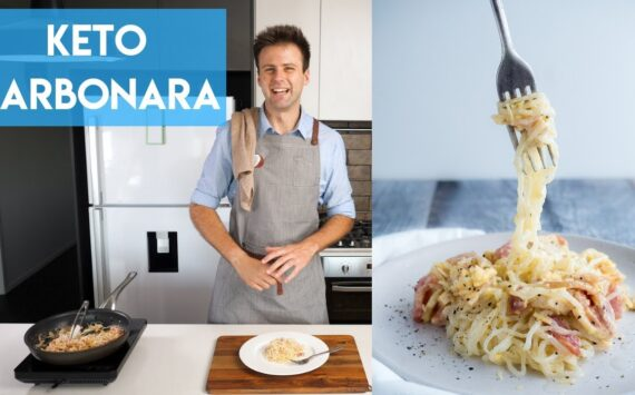 Keto Carbonara Pasta Recipe – They Will Actually Eat