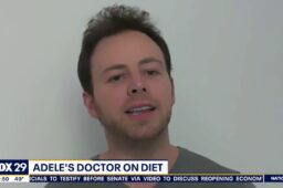 Adele's  Sirt Food diet explained by Aidan Goggins
