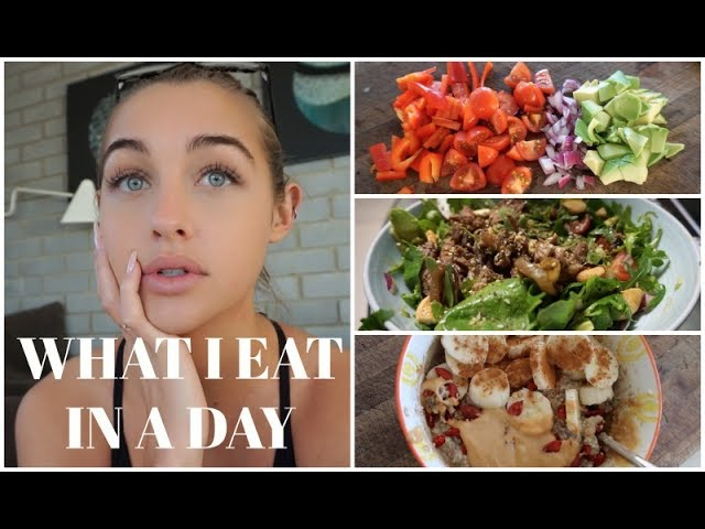 Intermittent Fasting? WHAT I EAT IN A DAY