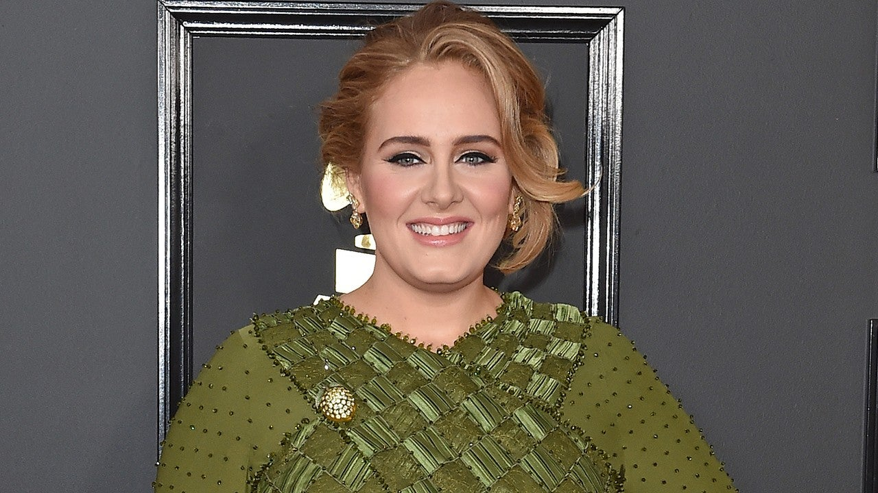 Adele Tells a Fan She's Lost About 100 Pounds
