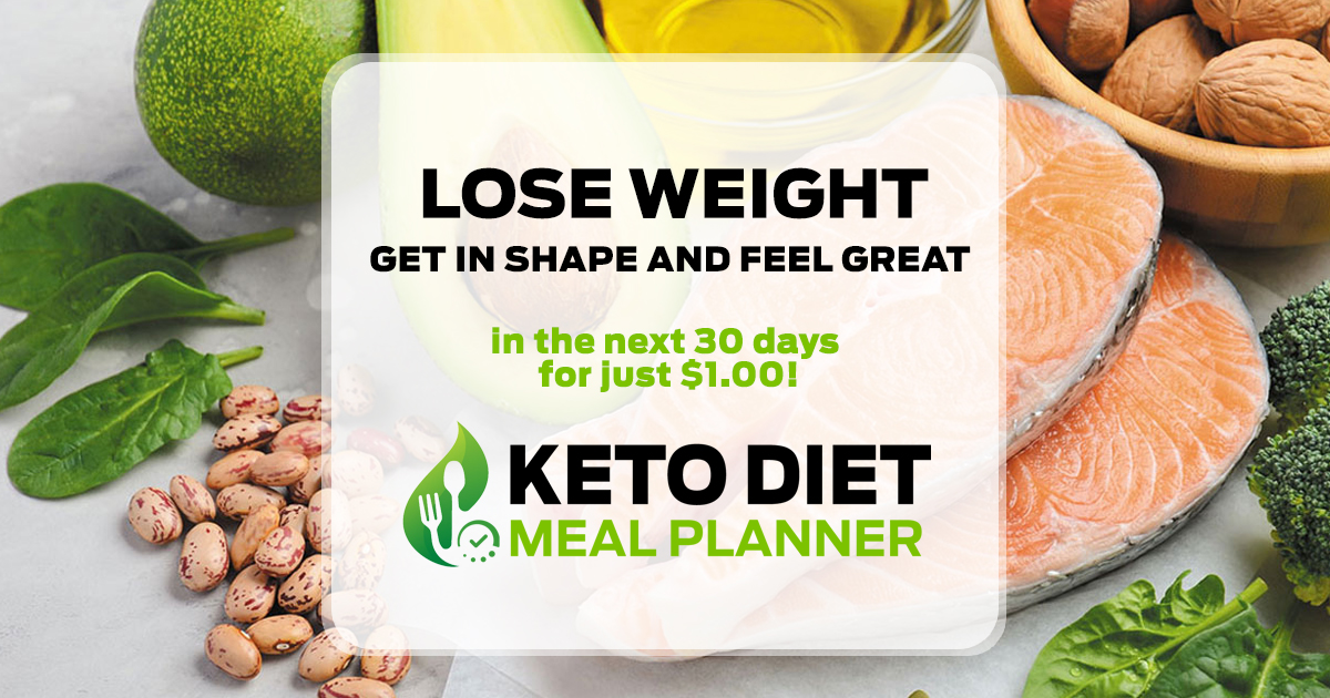 Best Low Carb Keto Meal Plans and Recipes for $1!