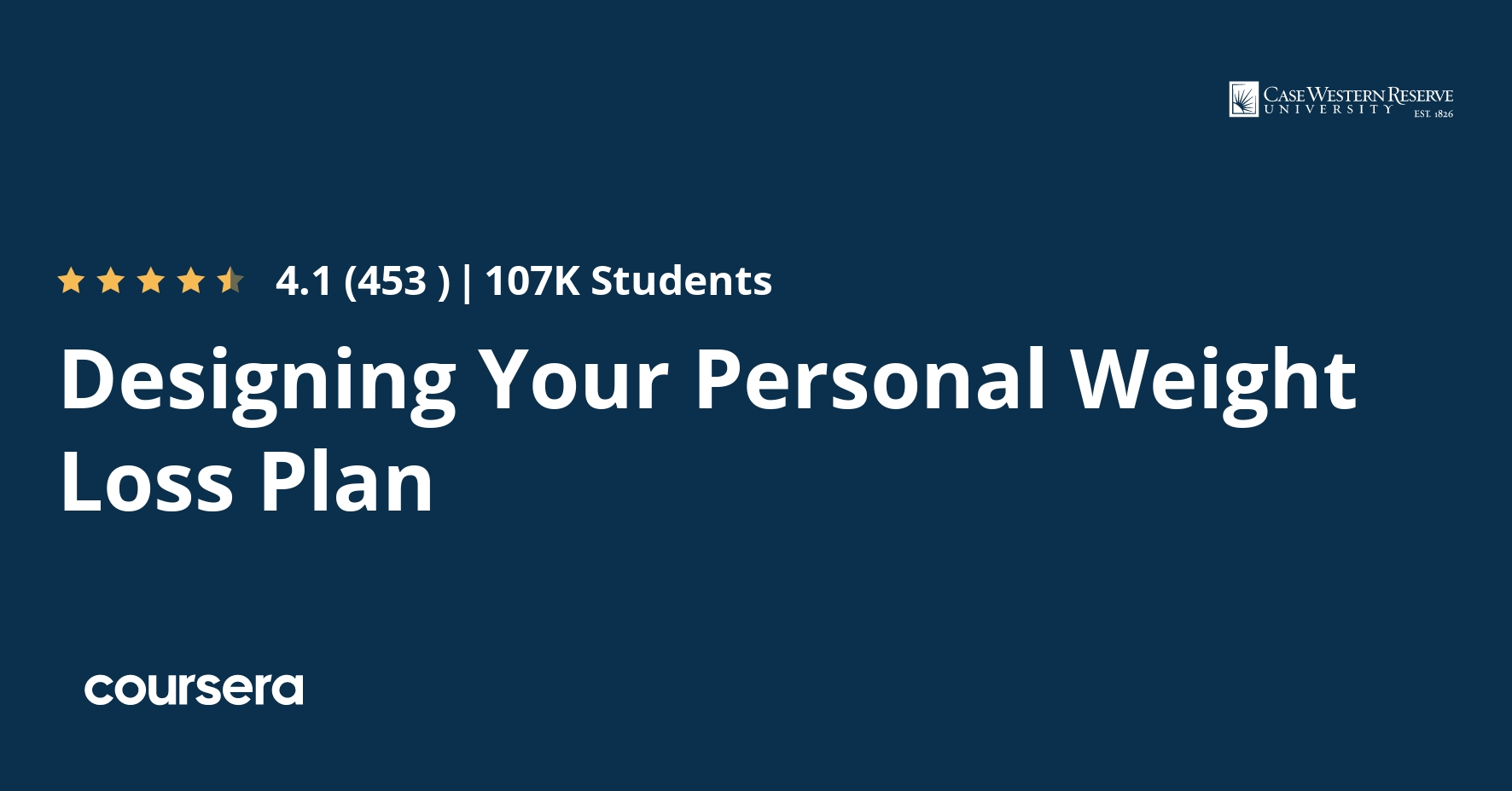 Designing Your Personal Weight Loss Plan