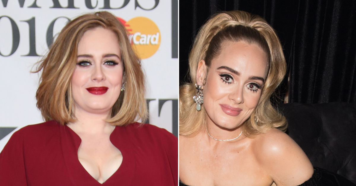 Adele Shows Off Incredible Weight Loss in Festive New Holiday Photos