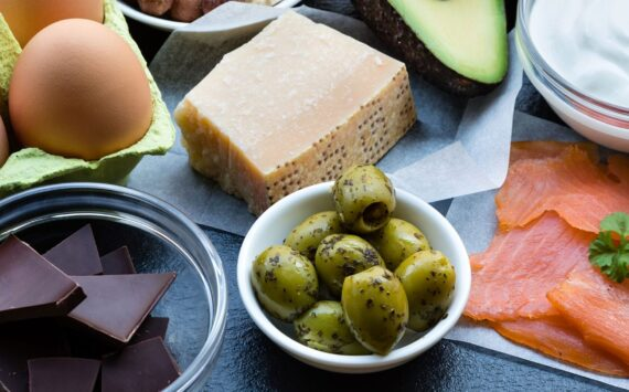 Your Essential Keto Grocery List