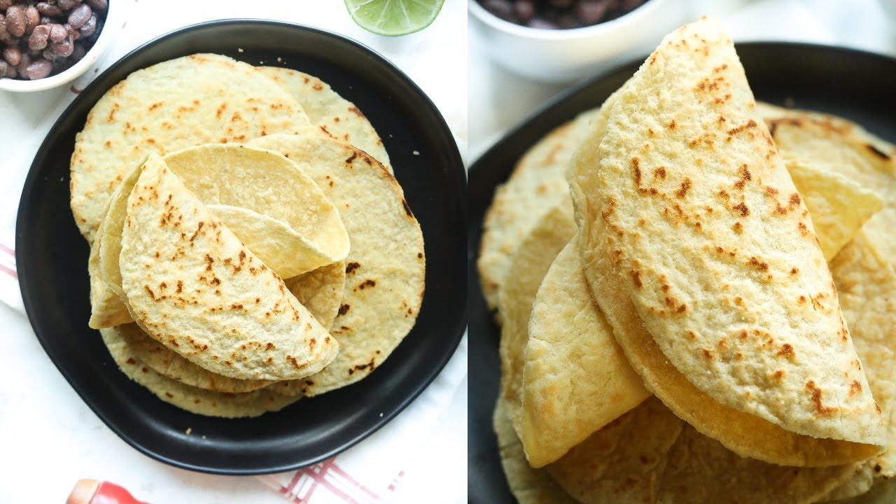 Keto Tortillas | How To Make Low Carb Tortillas With Almond Flour
