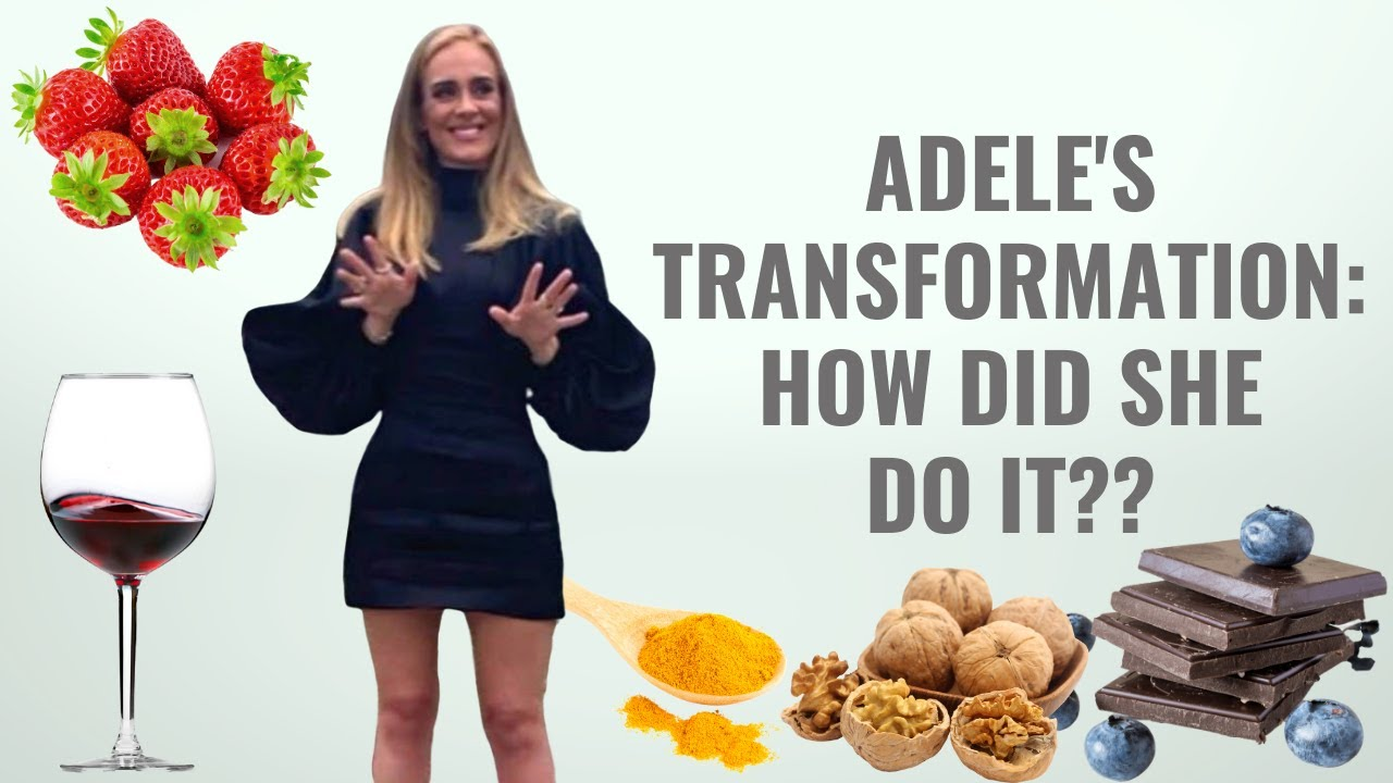 ADELE'S DIET: The Lowdown On The Sirtfood Diet